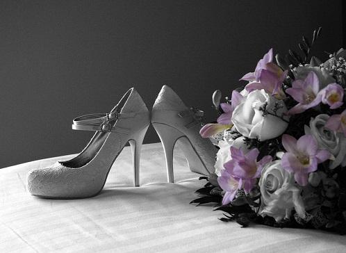свадебная обувь