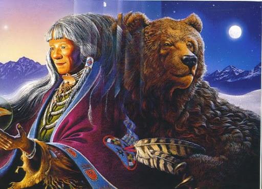Шаманизм. Тотемное животное в шаманизме