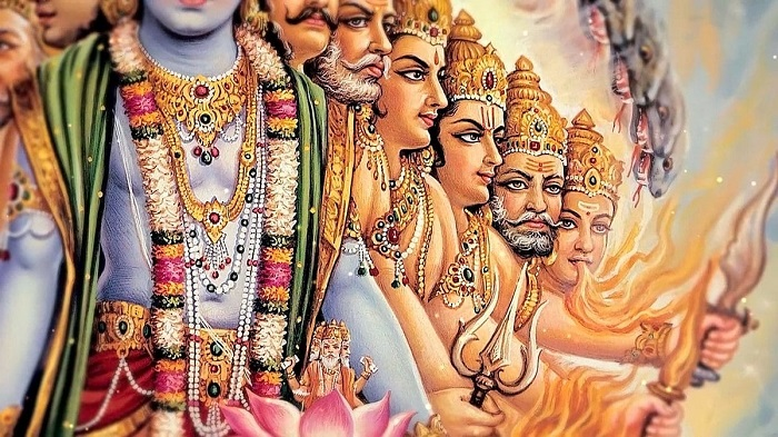 Помощь индуистских Богов. Часть 2