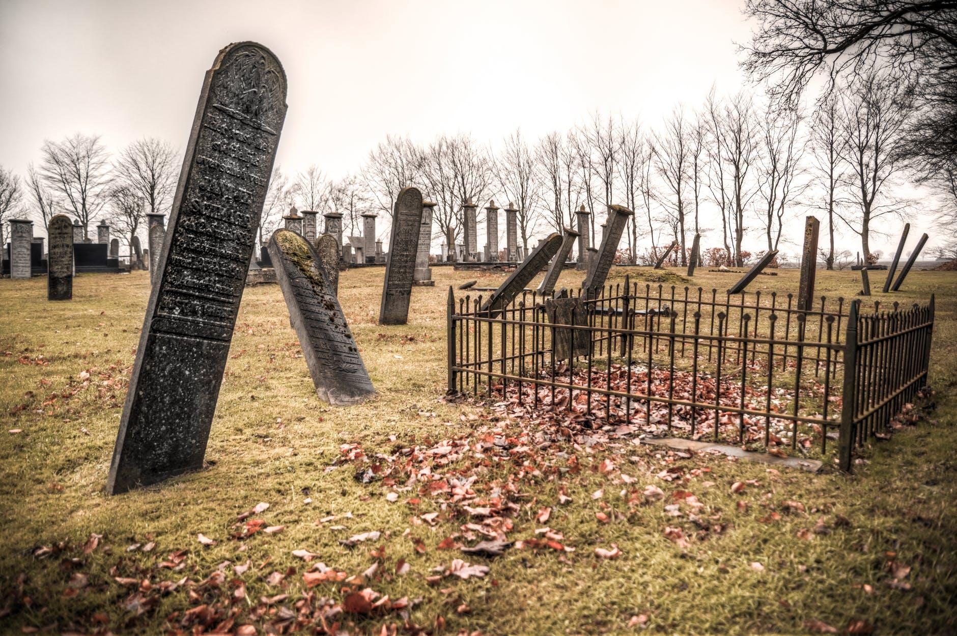 кладбище в магии