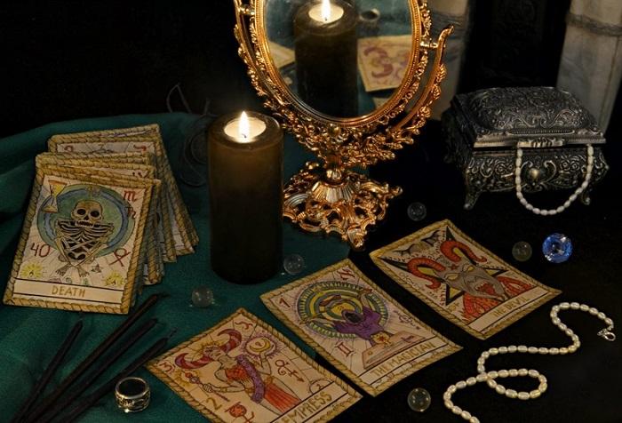 Таро в ритуальной магии