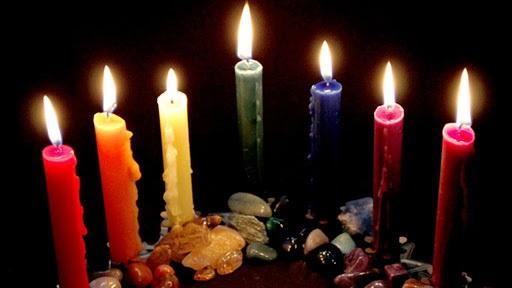 Свечная магия. Цвет свечи