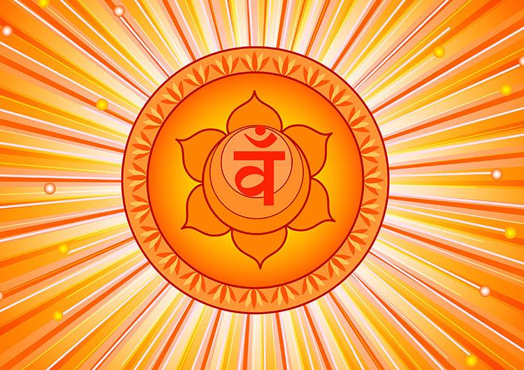 Продолжаем изучать чакры вместе: Свадхистана