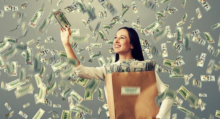 Как женщина притягивает деньги в свою жизнь. Часть 3